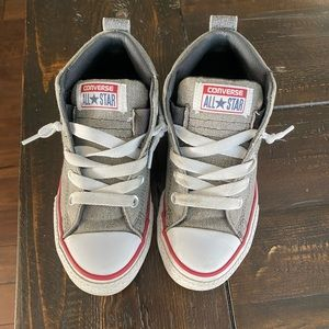 Converse Youth Boys Shoes Size 1.5